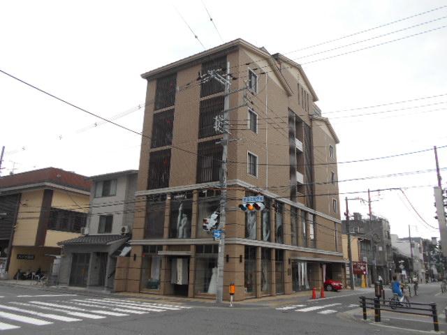 デュープル京都外観写真