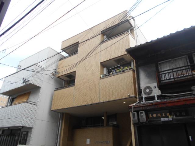 サンシャイン京都外観写真