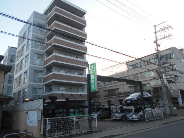 シンフォニー西ノ京円町外観写真
