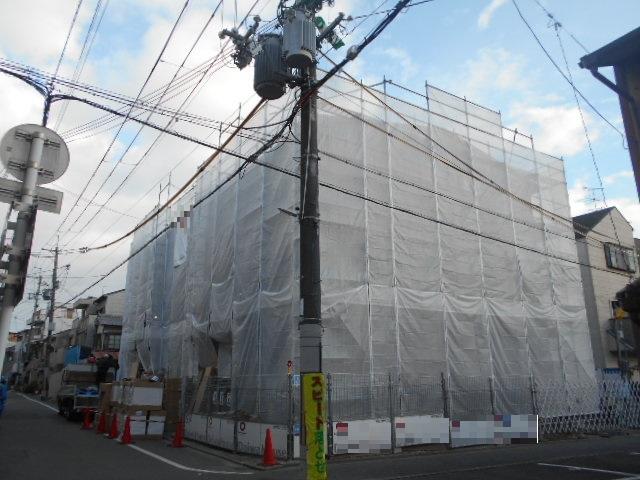 円町蒼憩舎外観写真