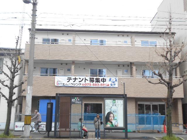 セントポーリア円町2外観写真