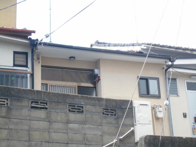 青木ケ原町テラスハウス外観写真