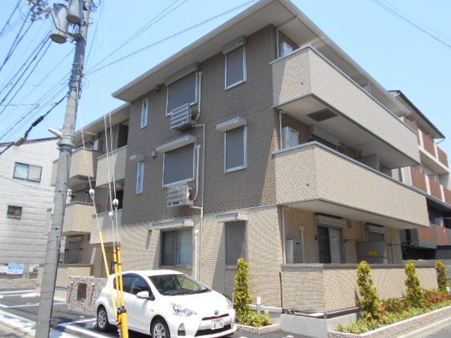 コア・ジュピター円町外観写真