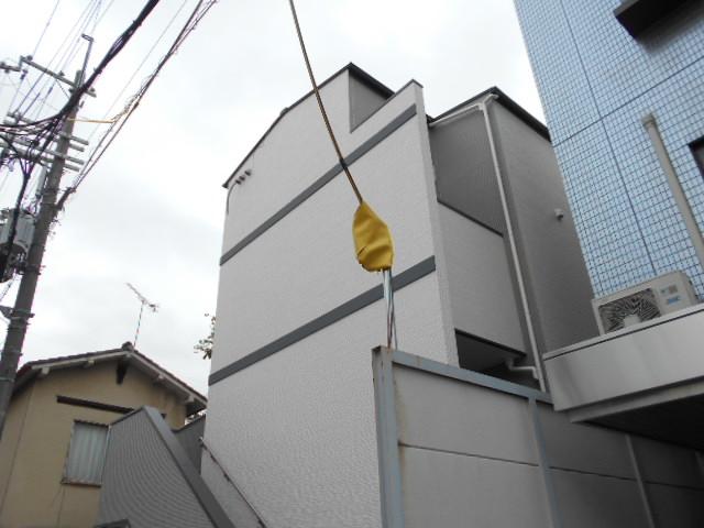 CASA R 西ノ京外観写真