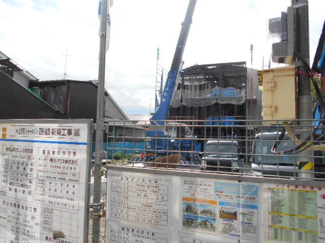 (仮称)シャーメゾン上京区突抜町外観写真