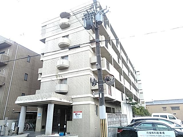 第33長栄今小路メリーハイツ外観写真
