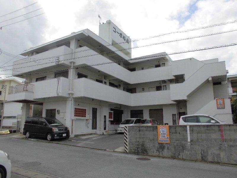 コーポ松島外観写真