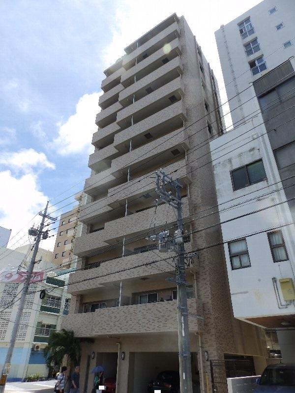 ララプレイスリゾート沖縄県庁前外観写真