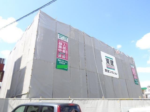 仮)宜野湾市真栄原1丁目マンション外観写真