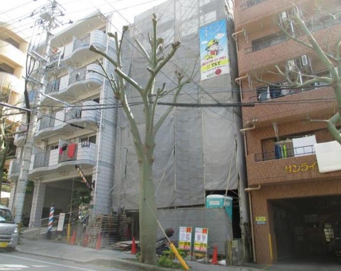 壷川新築外観写真
