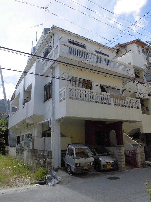 砂川アパート外観写真