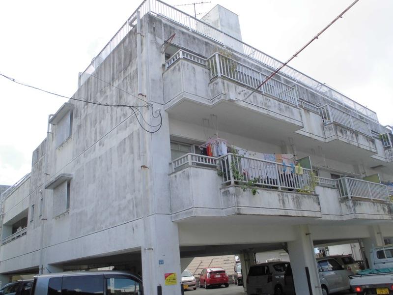 上原共同住宅第2外観写真
