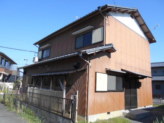 藤田借家外観写真