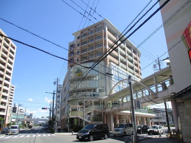 ライオンズステーションプラザ勝川壱番館外観写真