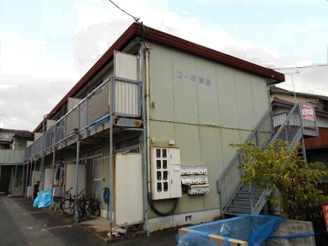 コーポ野田 B棟外観写真