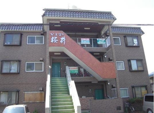 VIP桜井外観写真