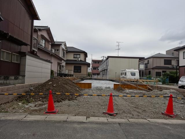 (仮称)加島新田メゾネット外観写真