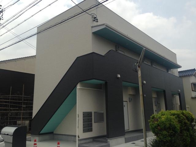 Ju‐Jitsu Terrace(ジュウジツテラス)外観写真