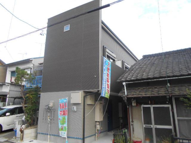 (仮称)三吉町Ⅲ新築アパート外観写真