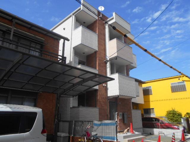 熱田区六番町二丁目新築外観写真
