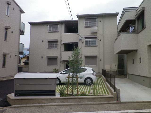 パライソ熱田六番町 A棟外観写真