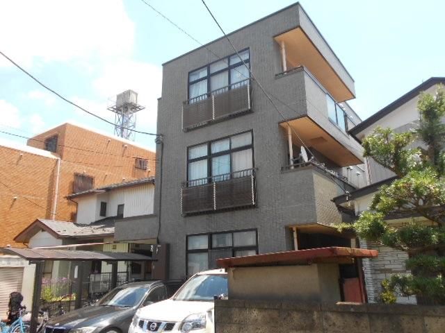 ボヌール東川口外観写真