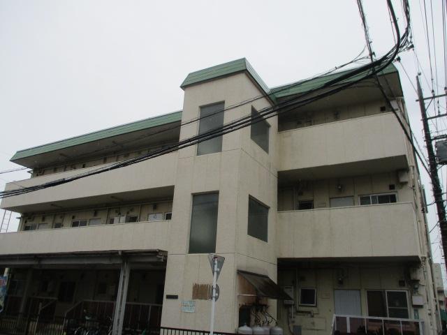 第一池田マンション外観写真