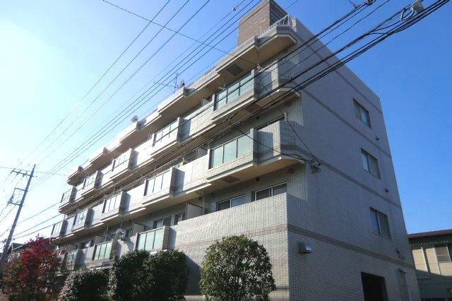 HILL SIDE東川口外観写真