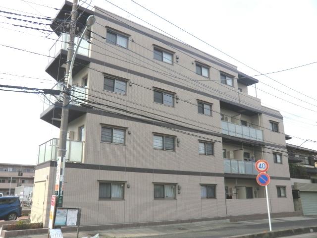 ラフレ東川口外観写真