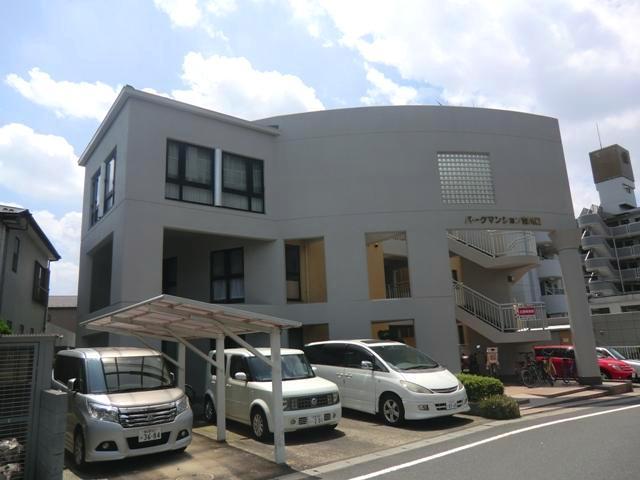 パークマンション東川口外観写真
