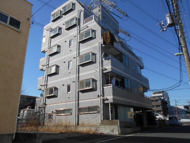 東川口マンション外観写真