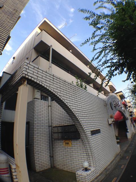アイビュー東川口外観写真