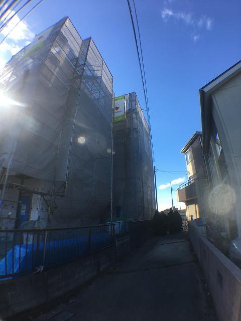 (仮)東川口1丁目戸建 B外観写真