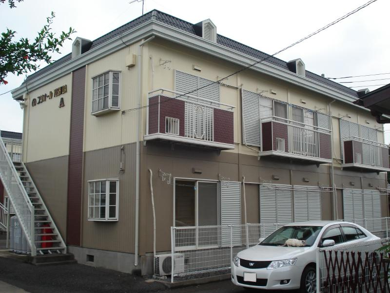 プリオールYOSHIDA A棟外観写真