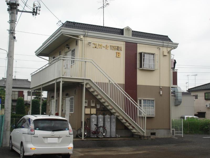 プリオールYOSHIDA B棟外観写真