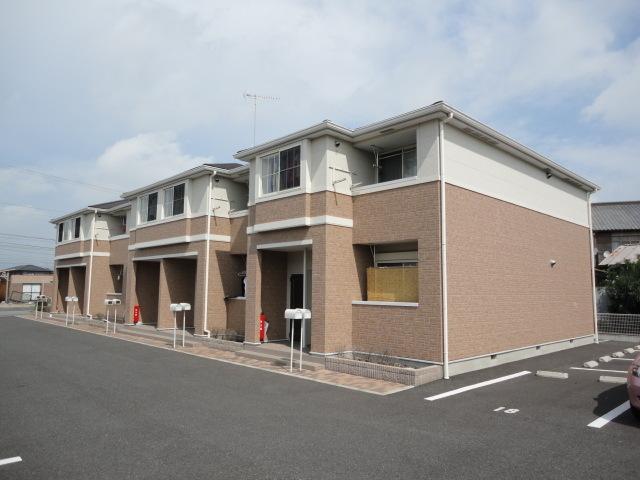 ロイヤルハイツ(栃木市)外観写真