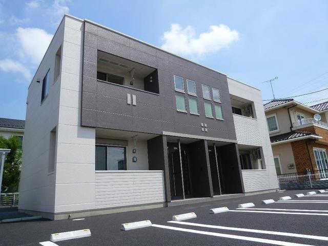 (仮)ロココモダン石橋外観写真