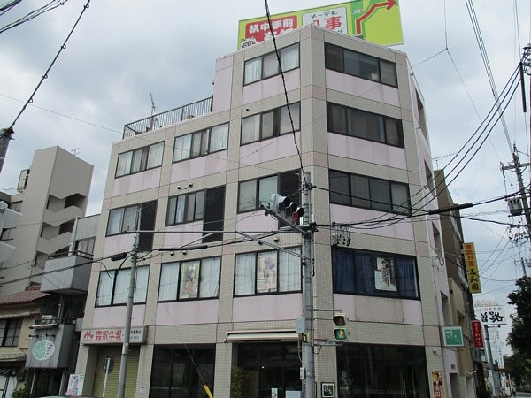 浅井ビル外観写真
