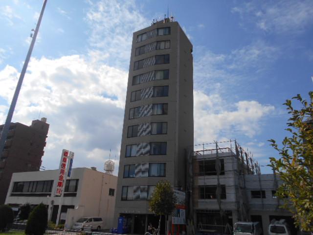 カルダモモ八事タワー外観写真