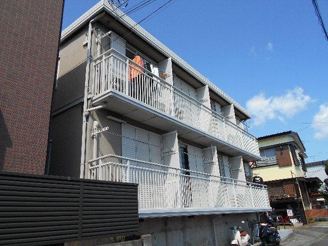 ノバビュー元町外観写真