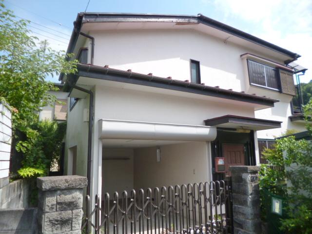渋沢ハウス外観写真