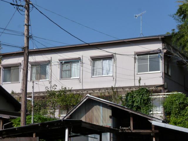 望栄荘外観写真