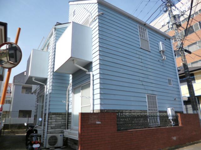 バーディーハウス鶴巻北外観写真