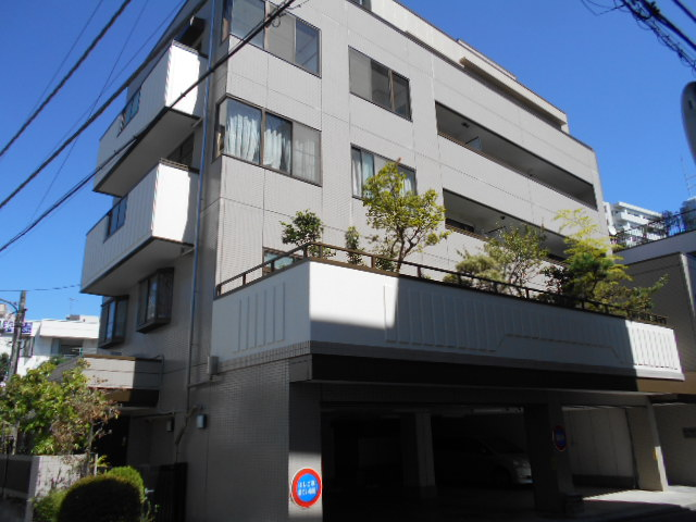 戸田ビル外観写真