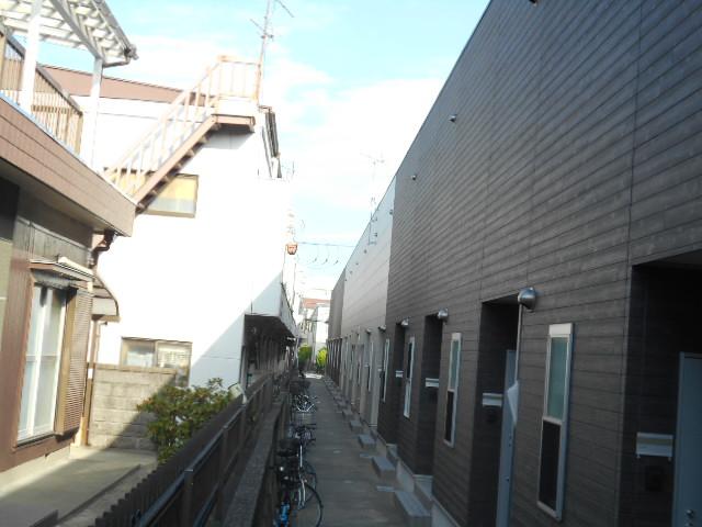 テラスハウスMK外観写真