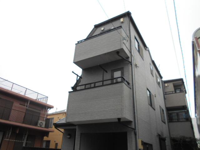 山田貸家外観写真