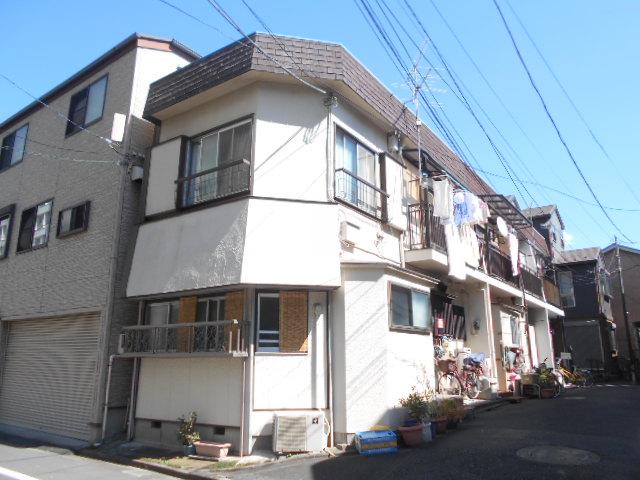 井村テラスハウス外観写真