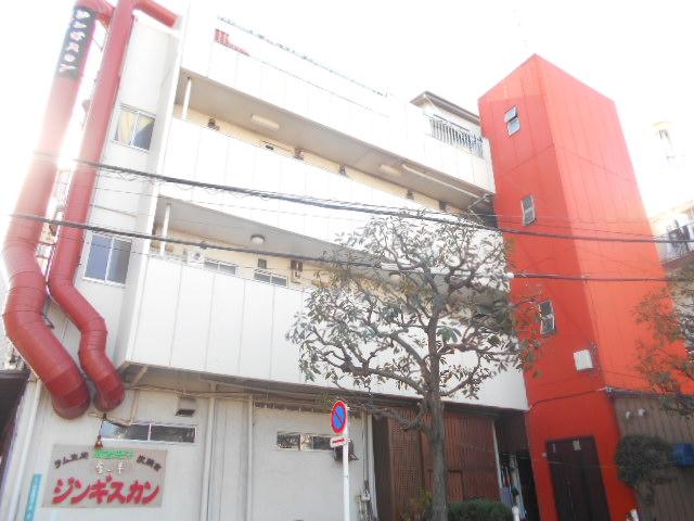 宇田川マンション外観写真