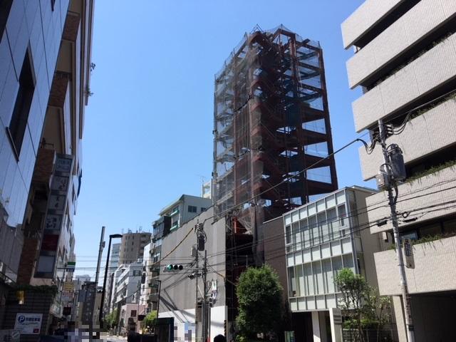 センチュリオン六本木タワー外観写真