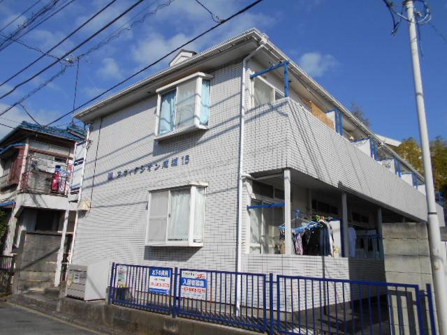 アヴィタシオン成城15号棟外観写真
